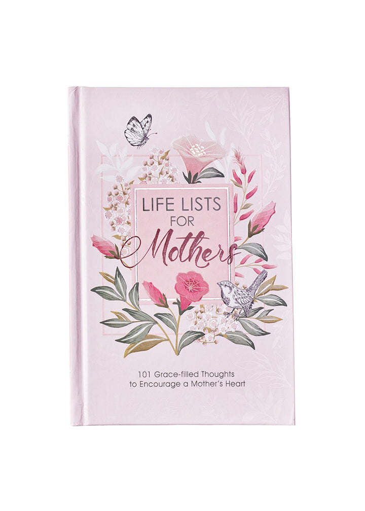 Life lists for Mothers - Gift Book
