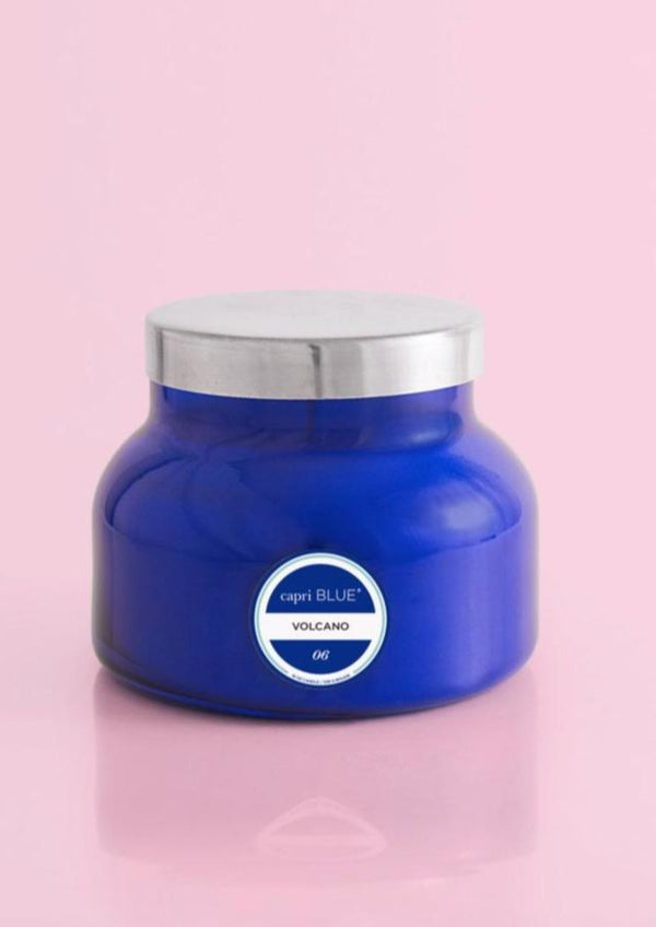 Capri Blue - Volcano Candle Blue 19 oz. Jar