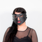 CAT EYE MASK  BLACK