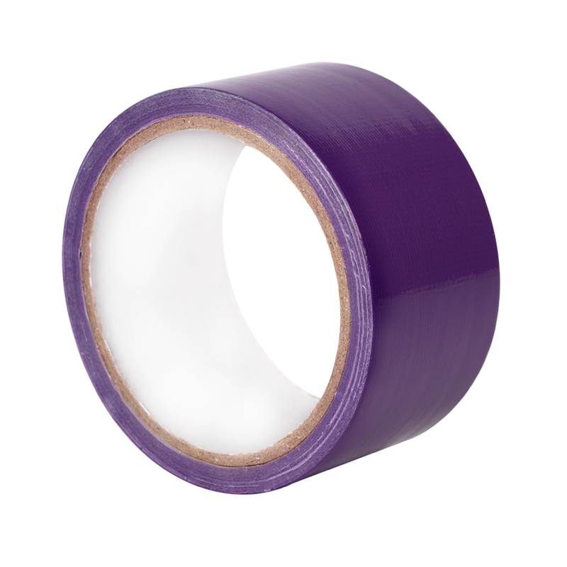 BONDAGE TAPE  9 MT PURPLE
