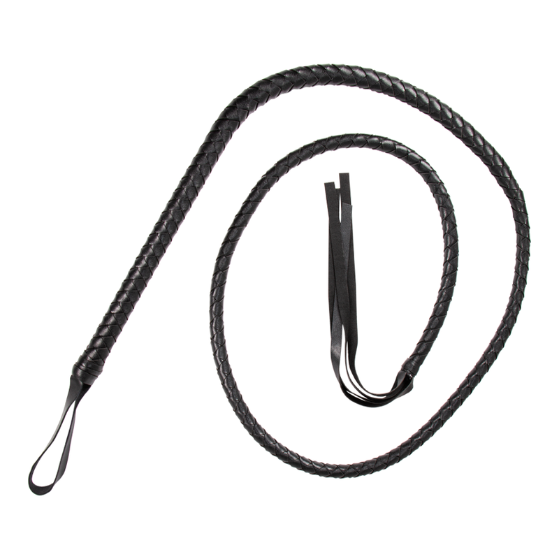 LONG WHIP BLACK