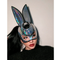 BAD BUNNY MASK GRAY