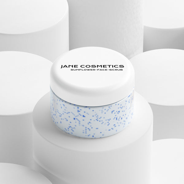 JANE COSMETICS - Sunflower Face Scrub