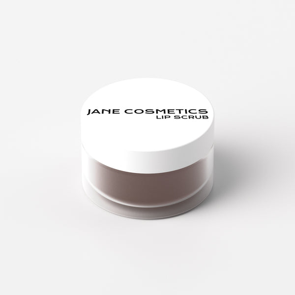 JANE COSMETICS - LIP SCRUB - CHOCOLATE