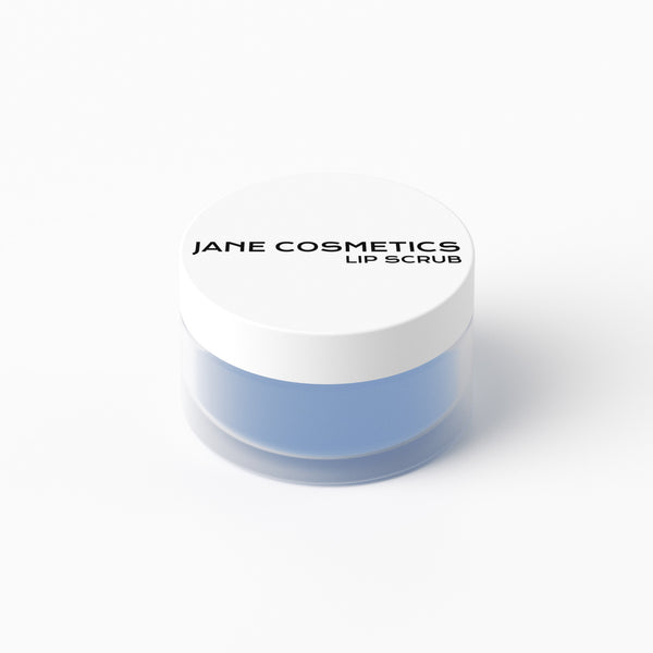 JANE COSMETICS - LIP SCRUB - BLUE RASPBERRY