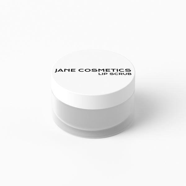 JANE COSMETICS - LIP SCRUB - VANILLA