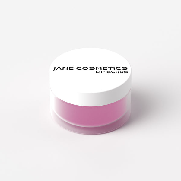 JANE COSMETICS - LIP SCRUB - STRAWBERRY