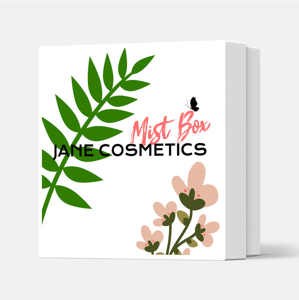 JANE COSMETICS - Natural Mist - Beauty Kit