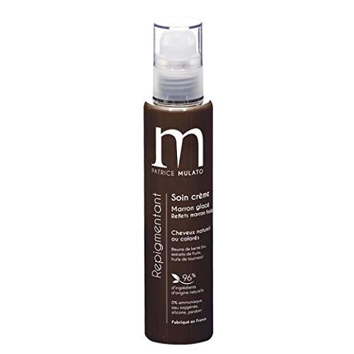 Mulato MUL003 Ice Brown Hair Treatment 200 ml