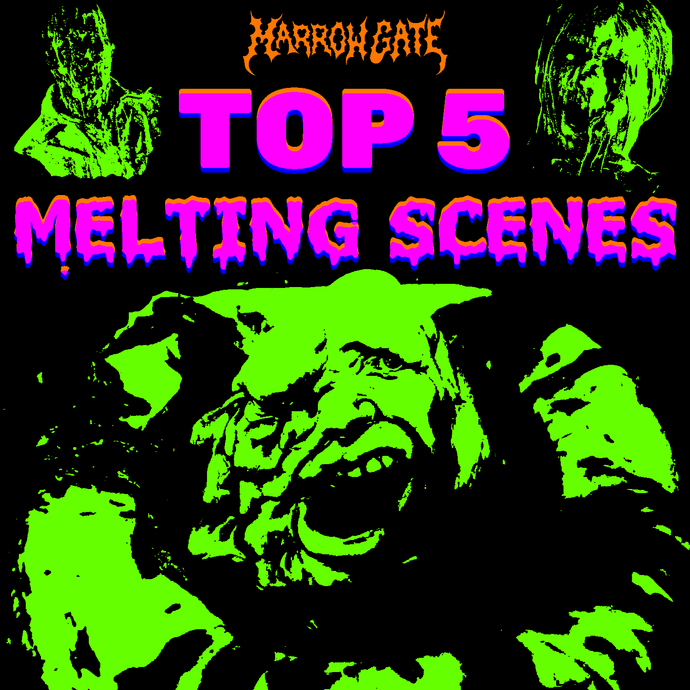 TOP 5 MELTING SCENES