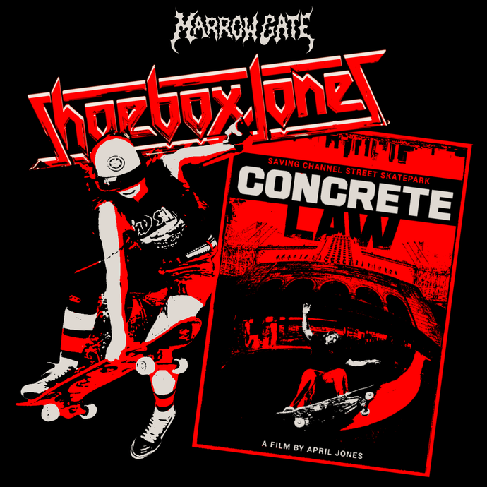 INTERVIEW WITH APRIL JONES: SHOEBOX JONES & CONCRETE LAW