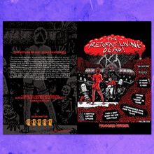 Load image into Gallery viewer, HAMMERED HORROR ZINE VOL.1