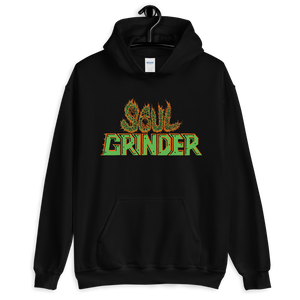 SOUL GRINDER CHAOS WITCH HOODIE