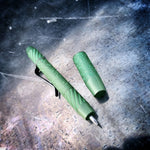 TechLiner Twist Super Shorty (SS) -- DigiCam Etch Titanium (Green)