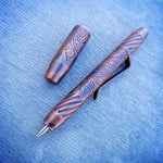 TechLiner Twist Super Shorty -- Paisley Etch Copper (Antique)