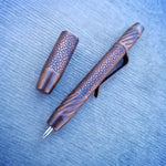 TechLiner Twist Super Shorty -- Damask Etch Copper (Antique)
