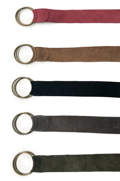 Cinto Double Buckle (5 cores)