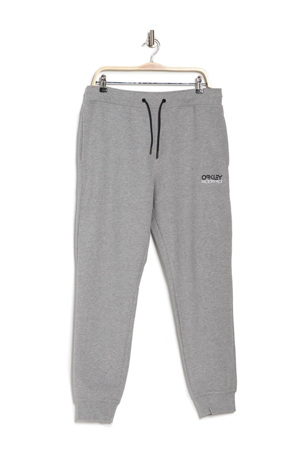 Oakley Factory Pilot Fleece Pants - Granite Heather