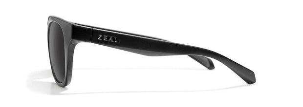 Zeal Optics Dark Grey Windsor Matte Black