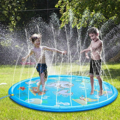 Kids Splash Water Mat