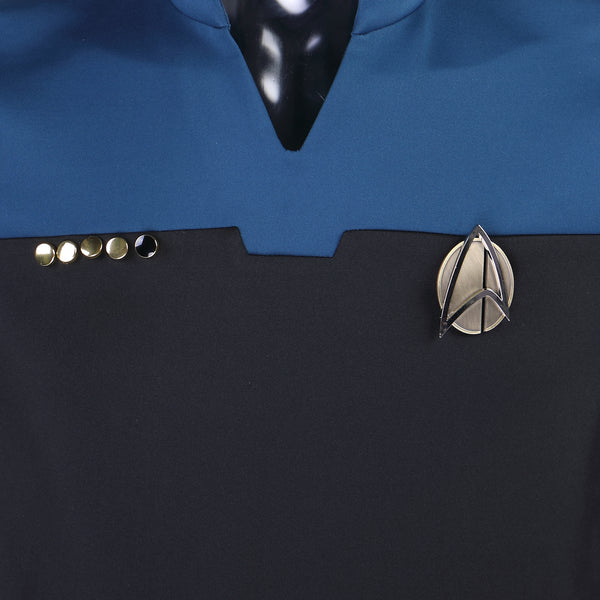 [US Warehouse] Star Trek Picard  Science Engineering Pin Badge Accessories 6pcs/set