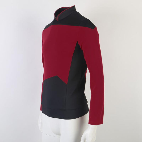 Star Trek The Next Generation Picard Cosplay Uniform