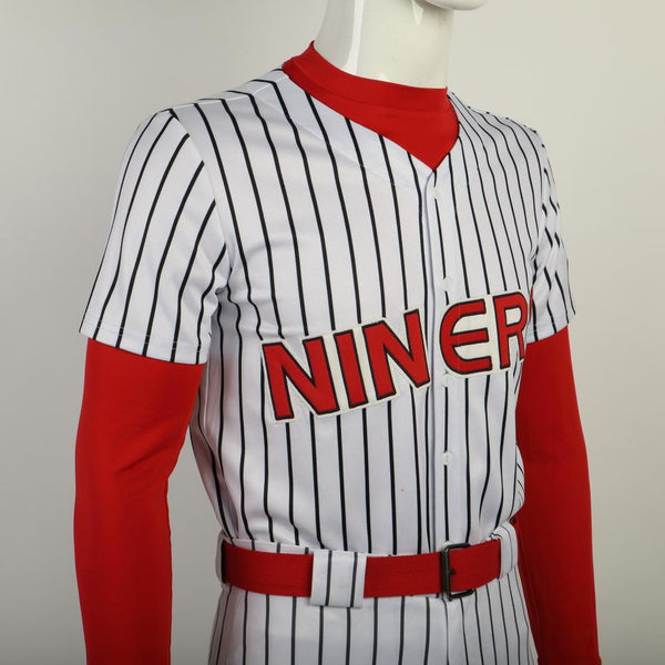 Star Trek Deep Space Nine Cosplay The Niners Baseball Outfit Pants Full Set New - BFJ Cosmart