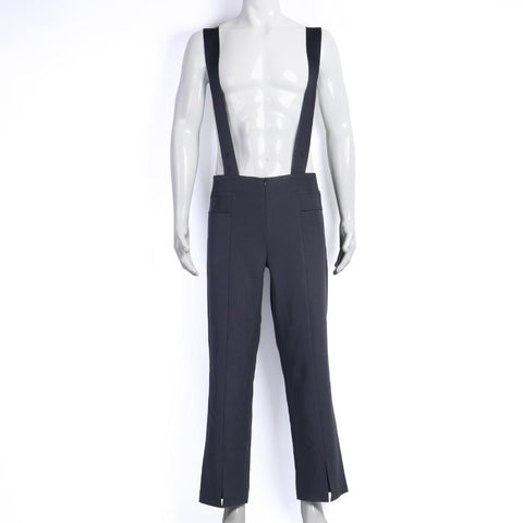 Star Trek Cosplay The Next Generation Premier Line Uniform Pant Bib Pants TNG Men Adult Trousers Rompers Halloween Party Prop - BFJ Cosmart