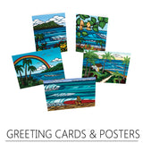 Fine Art Greeting Cards by Heather Brown
