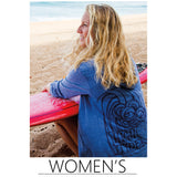 Shop gift ideas for women that are sun and beach inspired apparel by Hawaii artist Heather Brown