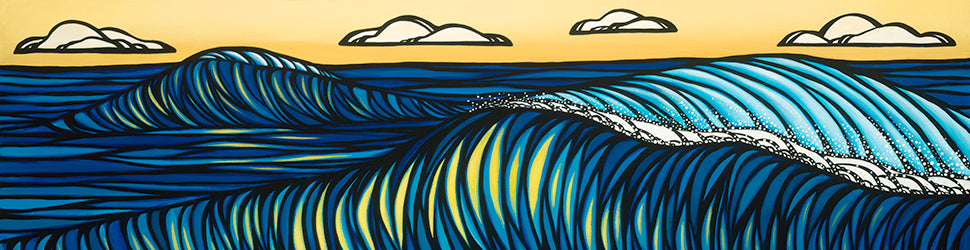 Reproductions of original artwork by Hawaii's Best Artist Heather Brown