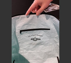 ALOHA Collection Tote Bag, inside detail
