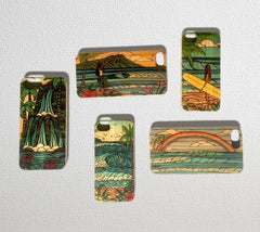 Heather Brown's new bamboo wood iPhone 7 cases!