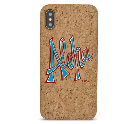 Aloha Cork iPhone 8/X/11 Cases