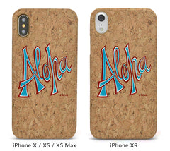 Aloha Bamboo and Cork iPhone 8/X/11 Cases