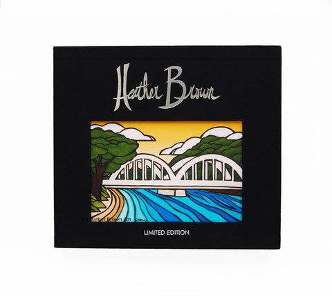 The Art of Heather Brown (Anahulu Bridge, Limited Edition Book)