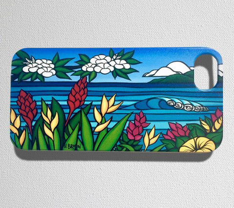 Flowers of Hawaii iPhone 7 Case