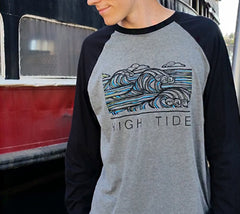 Surf Apparel with Hawaiian Artwork with original art from Heather Brown