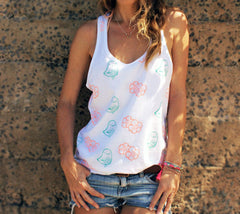 Surf Brand clothing by Hawaiian Artist Heather Brown