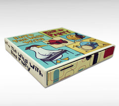 Bird Party Vinyl Record box set