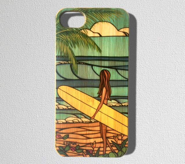 Iphone 7 surfer case