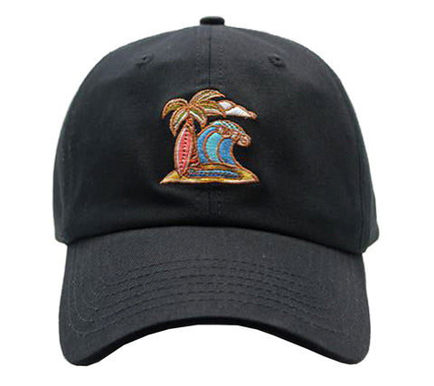 Surfboards Embroidered Hat