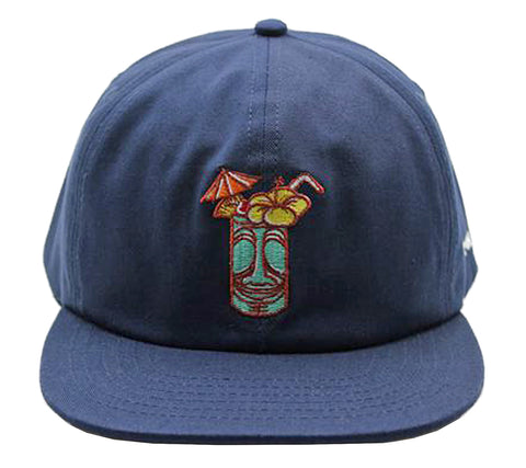 Tiki Mug Embroidered Hat