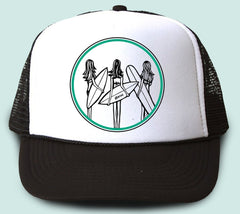 Surf Friends Trucker Hat