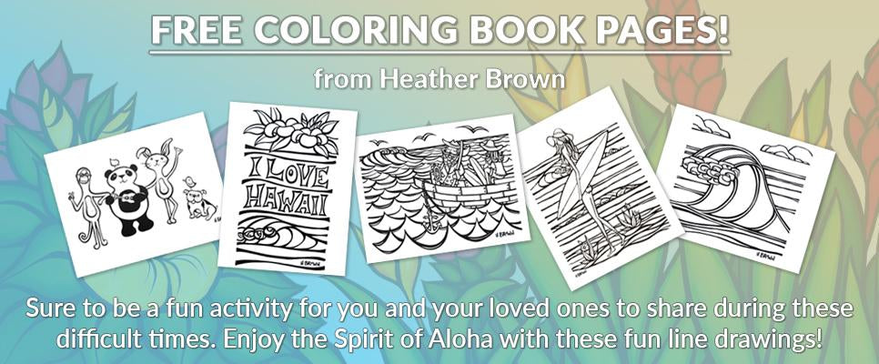 New Sticker Packs by Heather Brown!