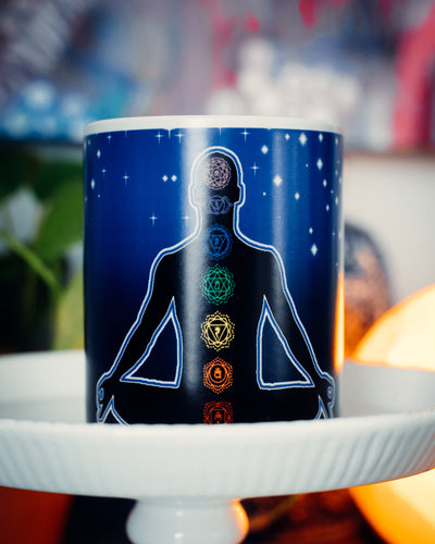 Magic Spirit Mugs | Chakra