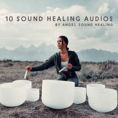 Sound Healing Binaural Meditations (10 pack)