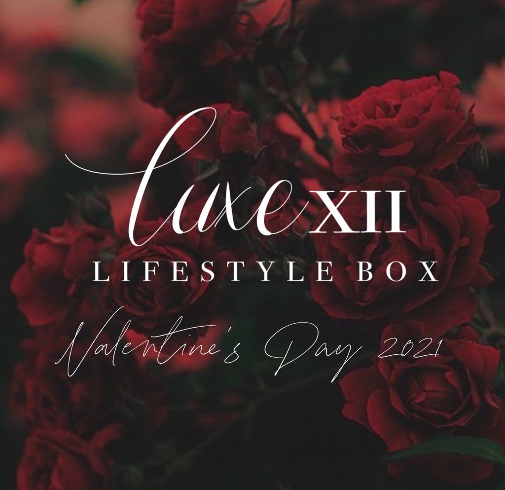 "PRE-ORDER | Luxe XII Lifestyle Box ""Valentines Day"" Edition"