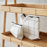Toiletry bag - Squares