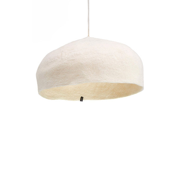 Big Reversible Lampshade Natural